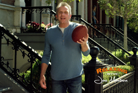 Joe Montana appears in the SKECHERS Relaxed Fit commercial debuting Super Bowl weekend. (Photo: Business Wire