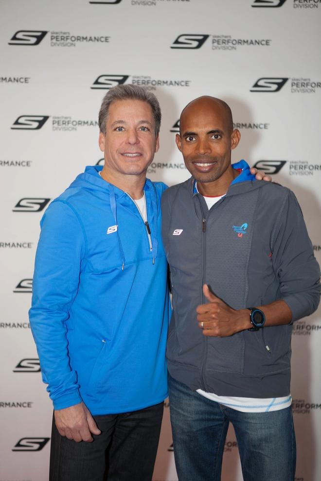 Michael Greenberg MebHouston Marathon