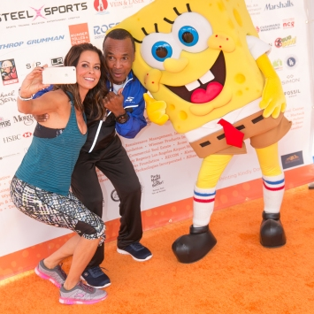 Skechers Brooke Burke Sugar Ray Leonard