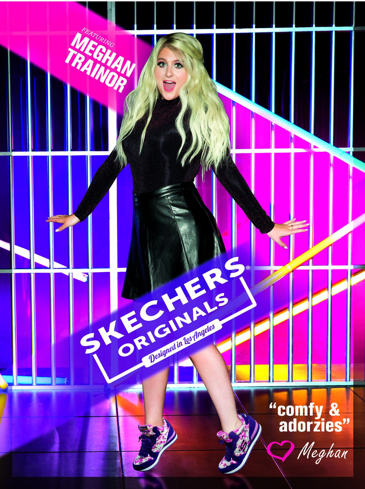 SKECHERS The Source   News and fashion from the footwear