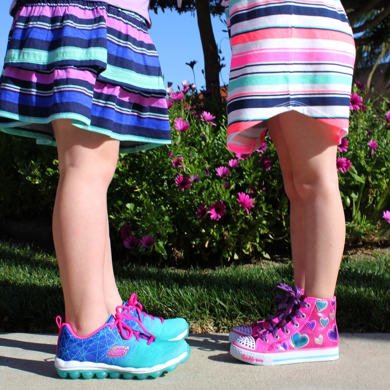 Spring Into Kids 2016 Skechers The Source