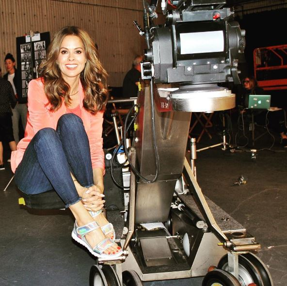 Brooke Burke-Charvet