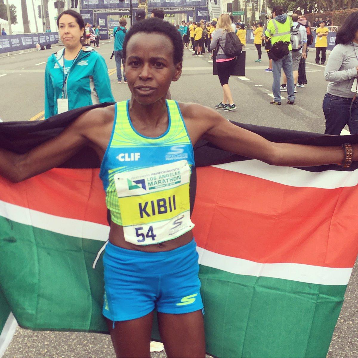caterpillar shoes kenyan marathoners speaking