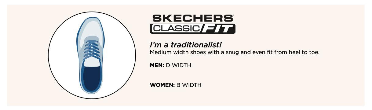 Skechers Minne Skum Gel Infusert Bred Tilpasning gi8GISv5